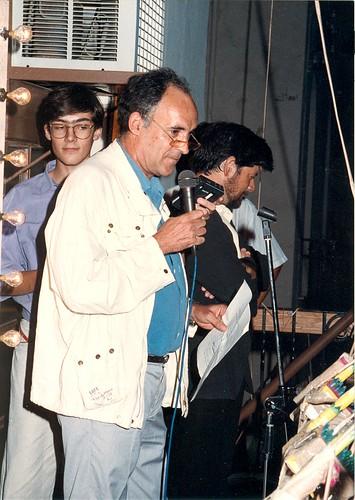 Pregó Ramon Barnils a Pineda 1989