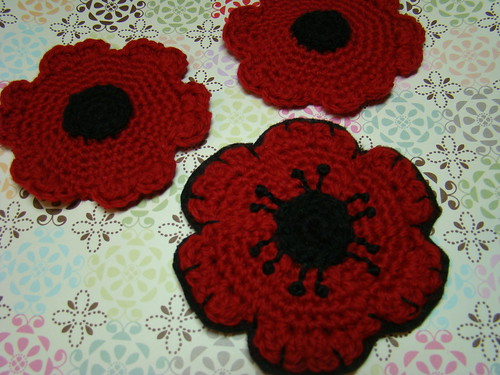 Day 8: poppy coaster