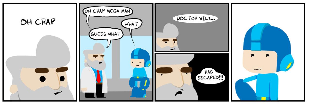 mega man 002