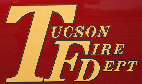 tucson fire department and police department Tucson metro area contents  the tucson fire department has 11 frequencies in the 453 mhz band for  south tucson police department  south tucson fire.