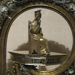 Crozier Depicting God The Father