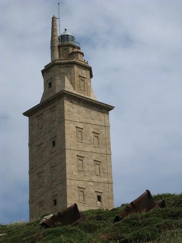 Los guardianes. La Torre de Hércules