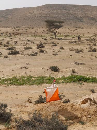 Orienteering Negev Desert