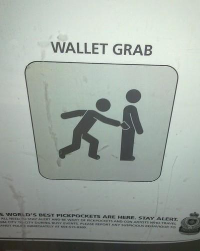 Wallet Grab