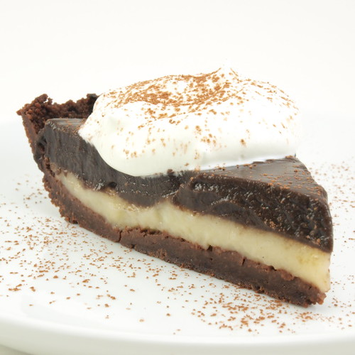 Black and White Cream Pie