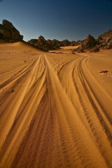 9th, The way to Acacus (منصور الصغير) Tags: africa me arch south north east middle libya lybia libyan libia على منصور acacus fezzan ليبيا الصغير forzhaga المصور الليبى فزان اليبي أكاكوس الفوتغرافى