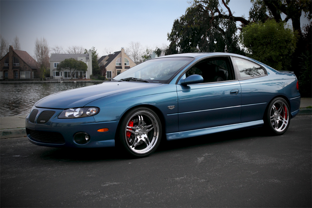 2004 Gto Transportation In Photography On Thenet Forums