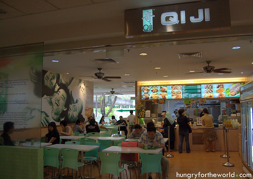 Qiji at Funan IT Mall