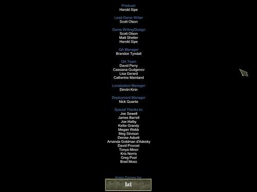 Shutter Island credits