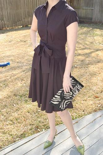 Walmart Norma Kamali dress
