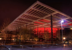 Winspear Opera House, Dallas, TX (todd landry photography) Tags: house architecture dallas opera texas performingarts hdr winspear attcenter flickraward hdratnight nikonflickraward