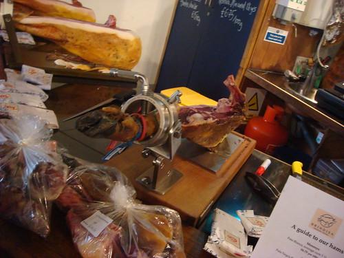 Ham at Borough Market