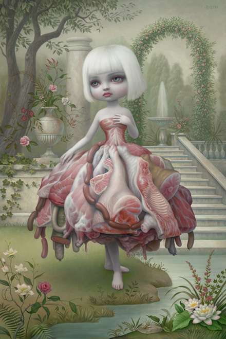 "Mark Ryden ""Incarnation"""