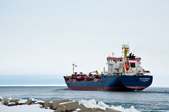 AlgoCanada Into Lake Huron