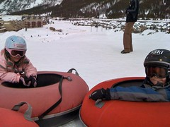 Tubing at Copper