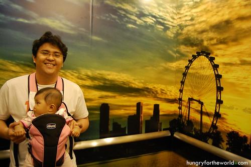 Singapore Flyer Elevator