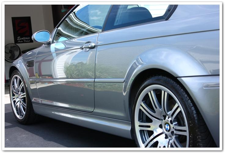 Silver Grey Metallic M3