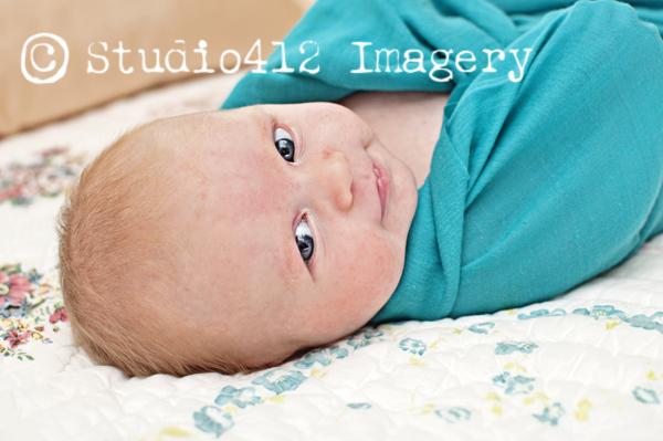 Baby A {Blog}
