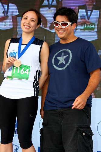 Unilab Run United: with Aga Muhlach