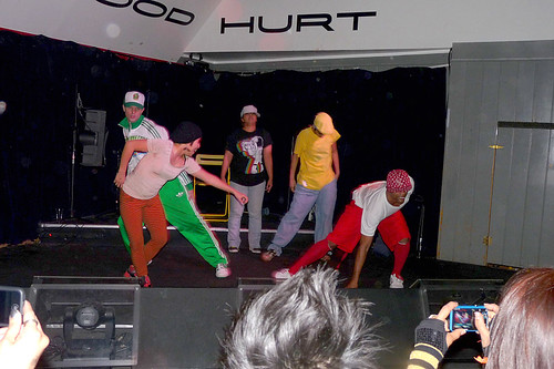 The Yuki Shundo Dance crew was amazing in this video game-themed dance performance that had the crowd roaring!