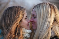 sisters (marinfinito) Tags: love sisters blondes daughters chiara valentina mywinners colorphotoaward