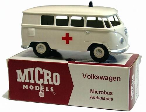 Micro Ambulanza R
