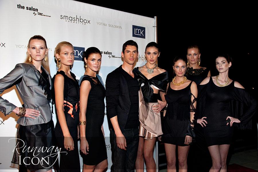 High Fashion Models with Yotam Solomon