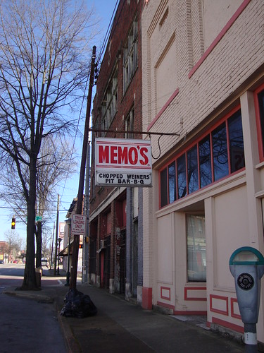 Memo's, Chattanooga Tennessee