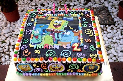 Cake Spongebob I