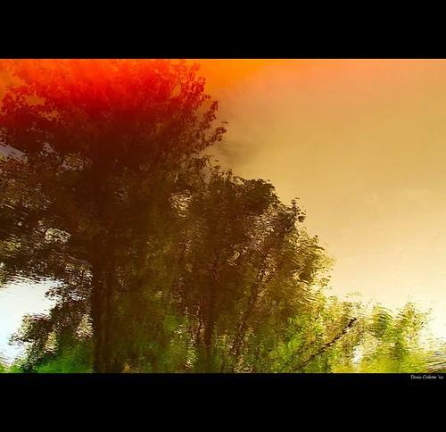 Soleil rouge...!!!