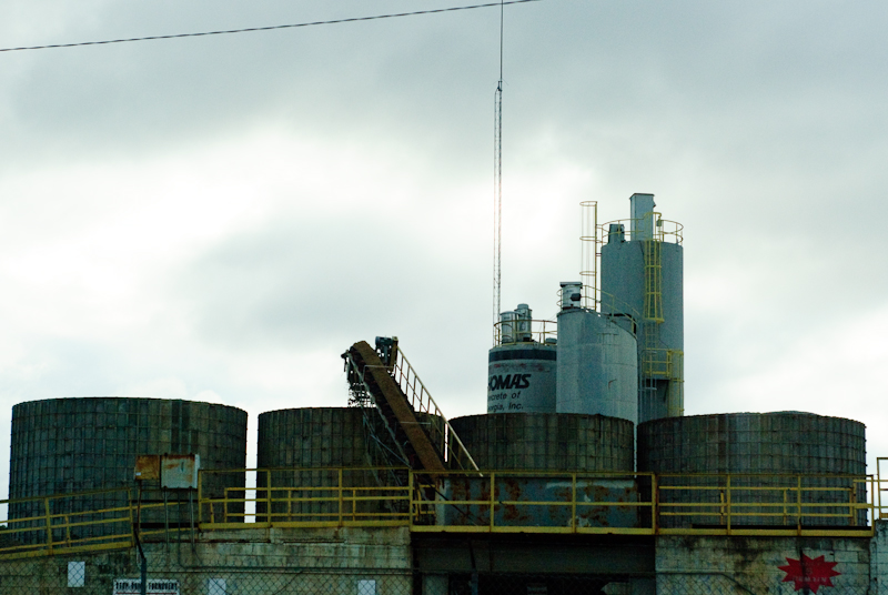 Day 171: Cement Plant