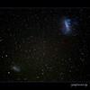 SMC and LMC from SAAO (josefrancisco.salgado) Tags: africa longexposure sky stars southafrica nikon observatory galaxy astrophotography cielo astrofotografía astronomy nightsky nikkor sutherland smc za d3 galaxia lmc observatorio astronomía northerncape exposiciónlarga cielonocturno themilkyway smallmagellaniccloud saao lavíaláctea 50mmf14g largemagellaniccloud thekaroo southafricanastronomicalobservatory dwarfgalaxy irregulargalaxy grannubedemagallanes pequeñanubedemagallanes galaxiaenana galaxiairregular