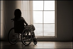Living with Regret (The Dream Seeker.) Tags: life woman color colour cute art girl fashion wheel female living photo still cool chair with image wheelchair picture style pic fantasy shade lover shawdow regret     context      contast                 lovergirl            livingwithregret