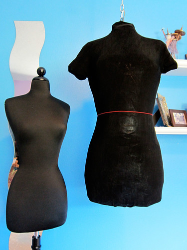 Duct Tape Dress Form_09