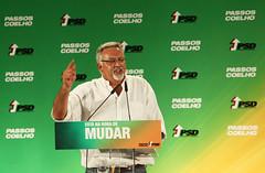 PPedro Passos Coelho Jantar Comício em Bragança