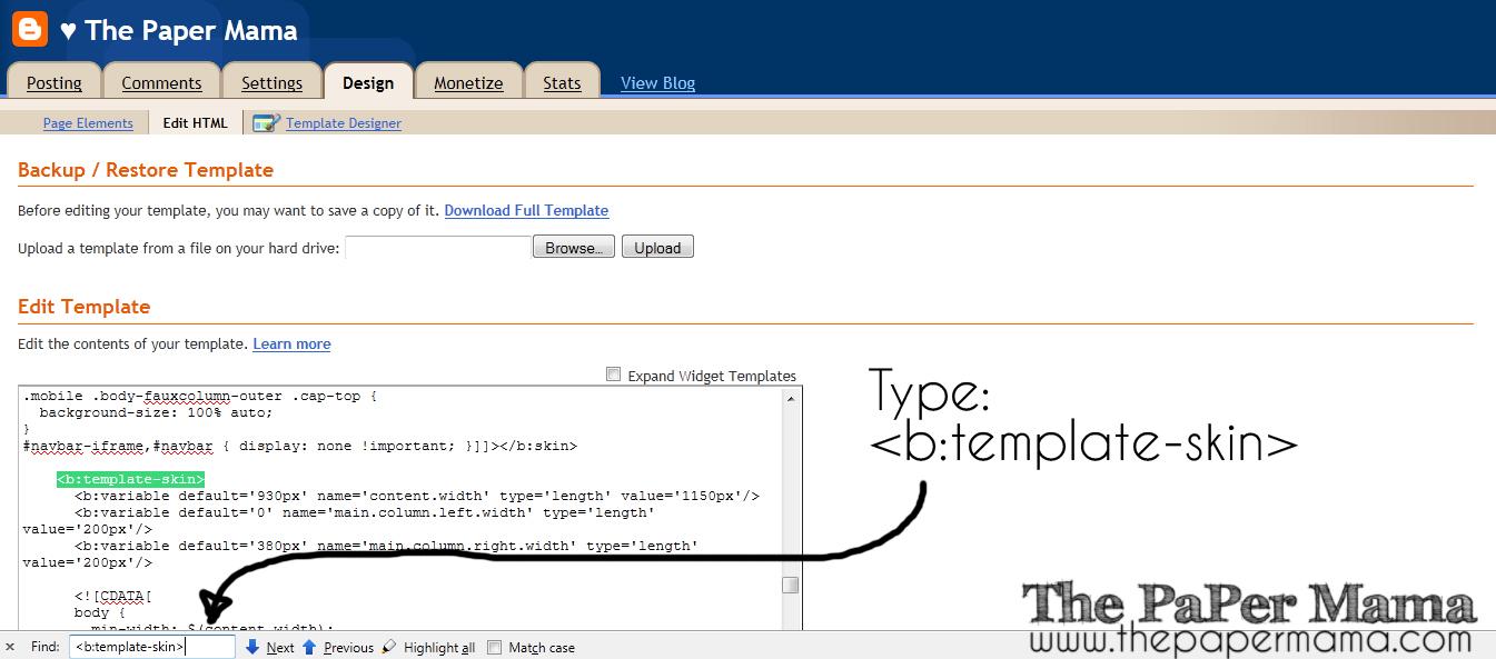 html tutu 3