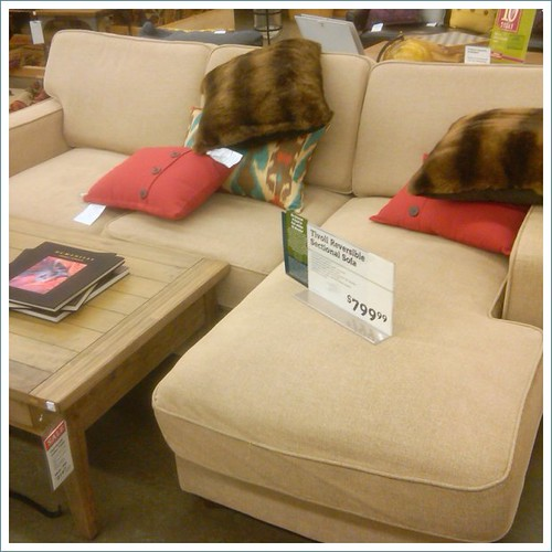 world market couch