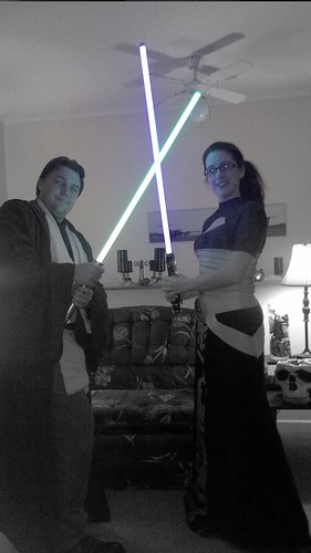 Jedi at work