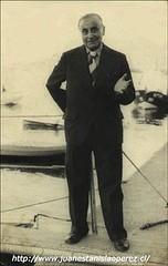 Mi Maestro, Don Jorge Urrutia Blondel, eminente compositor y estudioso de la música folclórica chilena.