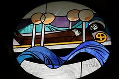 Kirchenfenster der Kapelle Maria Einsiedeln St. Gallen ( Gotteshaus - Kirche - church - chapel - église - temple - chapelle - chiesa - Baujahr 1770 ) im Stadtteil Schönenwegen der Stadt St. Gallen im Kanton St. Gallen der Schweiz (chrchr_75) Tags: city art church window st temple schweiz switzerland suisse suiza swiss fenster kunst iglesia kirche chiesa stadt suíça glasmalerei christoph svizzera gallen église kerk glas eglise märz ville sveits sankt sviss 2014 zwitserland sveitsi suissa kirchenfenster gemälde kyrkan 1403 kanton chrigu szwajcaria スイス kantonstgallen chrchr chiuche hurni chrchr75 stadtstgallen chriguhurni albumkirchenfenster chriguhurnibluemailch märz2014 hurni140316 albumkirchenfensterderschweiz albumkirchenundkapellenimkantonstgallen albumstadtstgallen