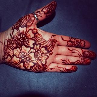 Palm henna #henna #meghansmehndi #mehndi