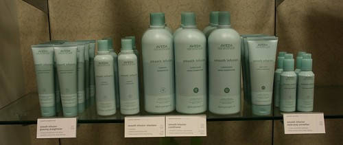 Aveda Smooth Infusion Line