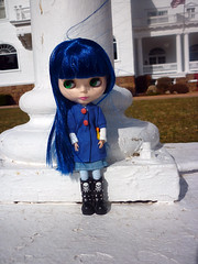 Quinne at the Stanley Hotel
