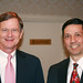 Lamar Smith and Don Irvine