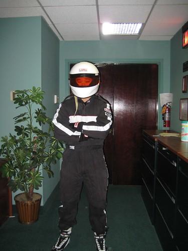 Andy - RustyBrick Halloween 2009