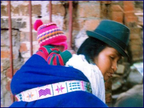 madre indigena guambiana Silvia Colombia