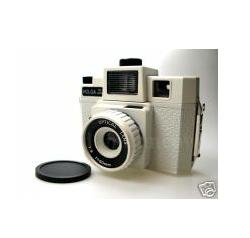 my white Holga