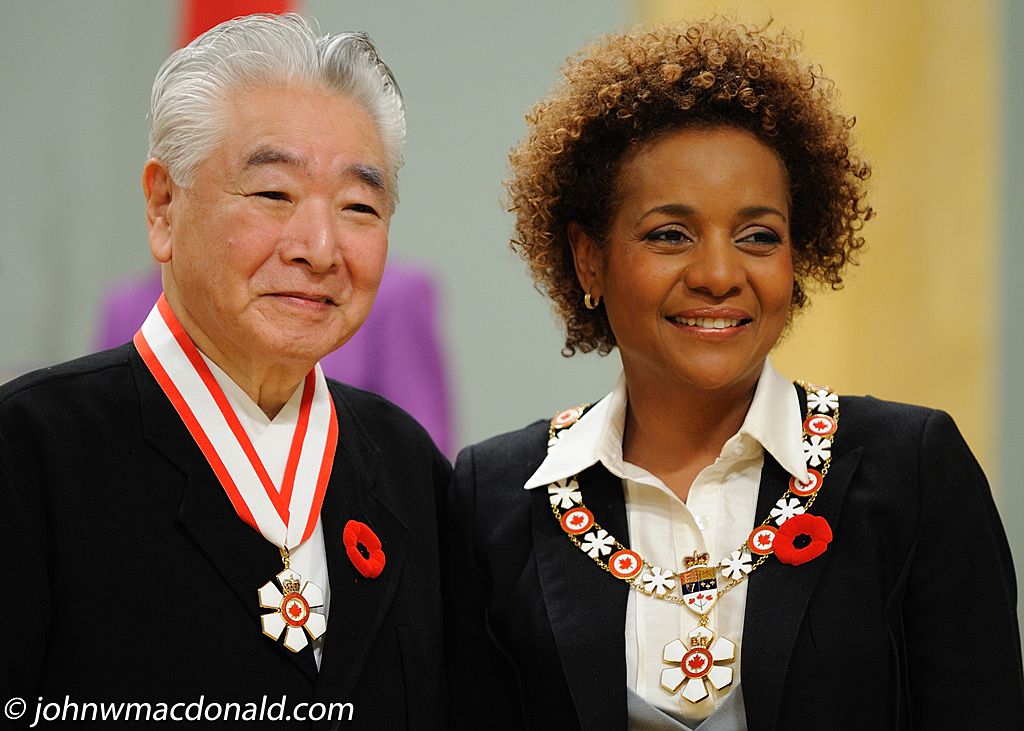 Raymond Moriyama, C.C. - Companion of the Order of Canada