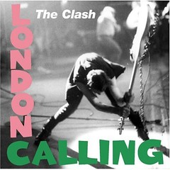 """London Calling"" cover art, 1979"