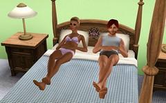 Shallow sim couple